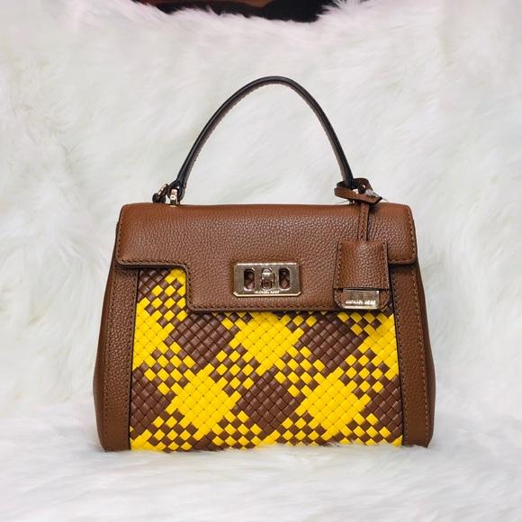 8cd7526bb87ac3 Michael Kors Bags | Mini Karson Satchel Crossbody Bag | Poshmark